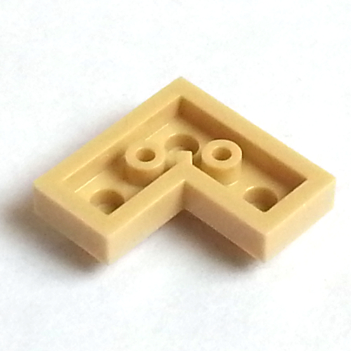 Missing Lego Brick 2420 OldGray x 10 Plate 2 x 2 Corner